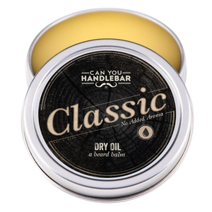 Can You Handlebar Classic Dry Oil Beard Balm