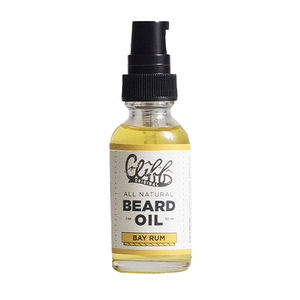 Cliffs Original Bay Rum Beard Oil