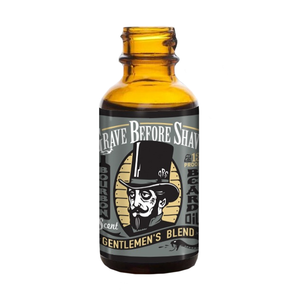 Grave Before Shave Gentleman's Blend Beard Oil