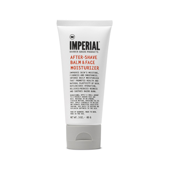 Imperial Barber Aftershave Balm & Moisturizer