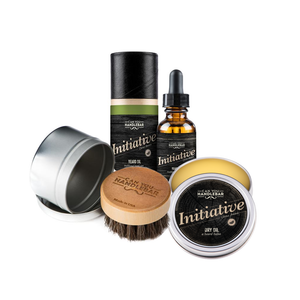 Can You Handlebar Initiative Beard Care Kit
