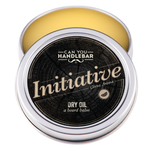 Can You HandleBar Initiative Citrus Blend Dry Oil Beard Balm