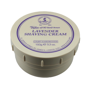 Taylor of Old Bond Street Lavender Shave Cream