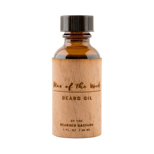 Bearded Bastard Man Of The Woods Beard Oil