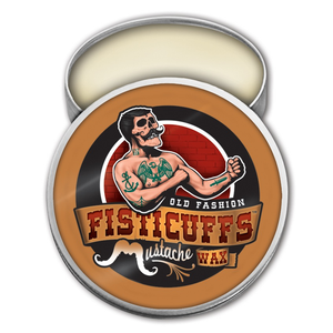 Grave Before Shave Fisticuffs OG Strong Hold Mustache Wax