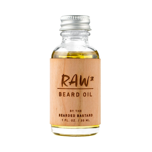 Bearded Bastard Raw Beard Oil