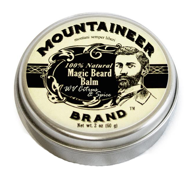 Mountaineer Brand Citrus and Spice Beard Balm
