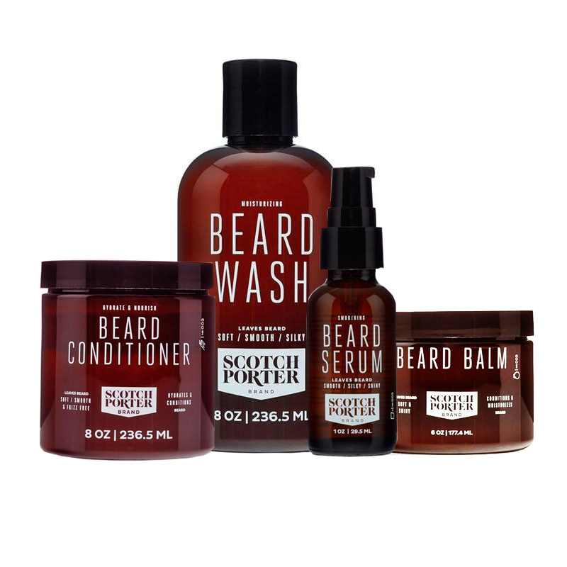 beard care grooming kits oliver ridge company. Black Bedroom Furniture Sets. Home Design Ideas