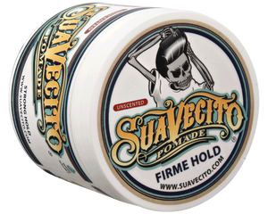 Suavecito Pomade Firme (Strong Hold) Pomade Unscented