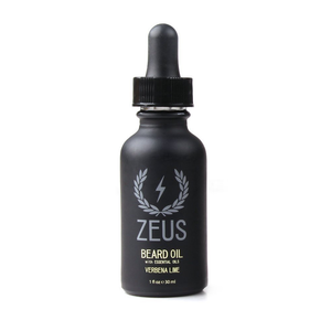 Zeus Verbena Lime Beard Oil