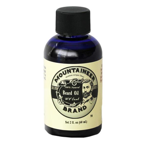 Mountaineer Brand WV Coal Beard Oil