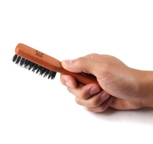 Zeus Mustache and Beard Brush
