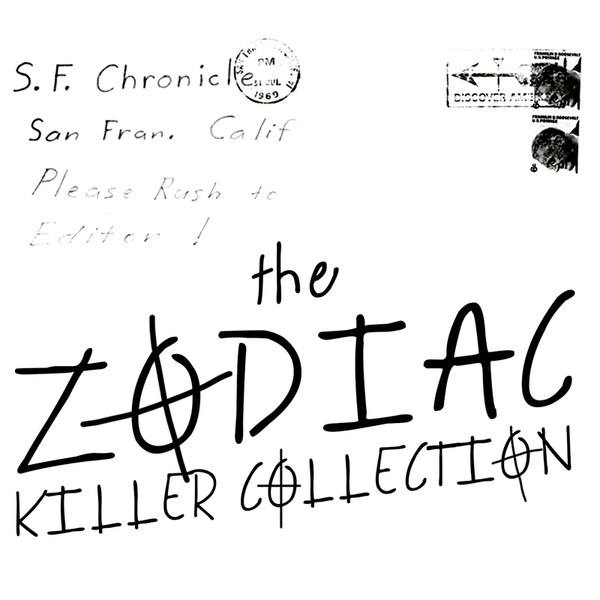 Zodiac Killer Collection