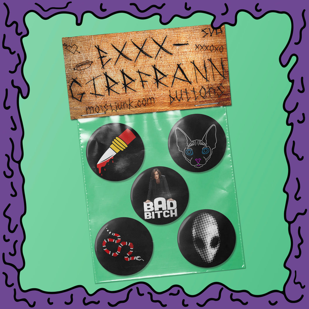 EXXX-GIRRFRANN - Button Pack - 01