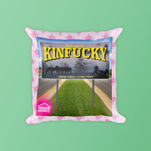 Load image into Gallery viewer, House Sadness - Episode Covers - Square Pillow