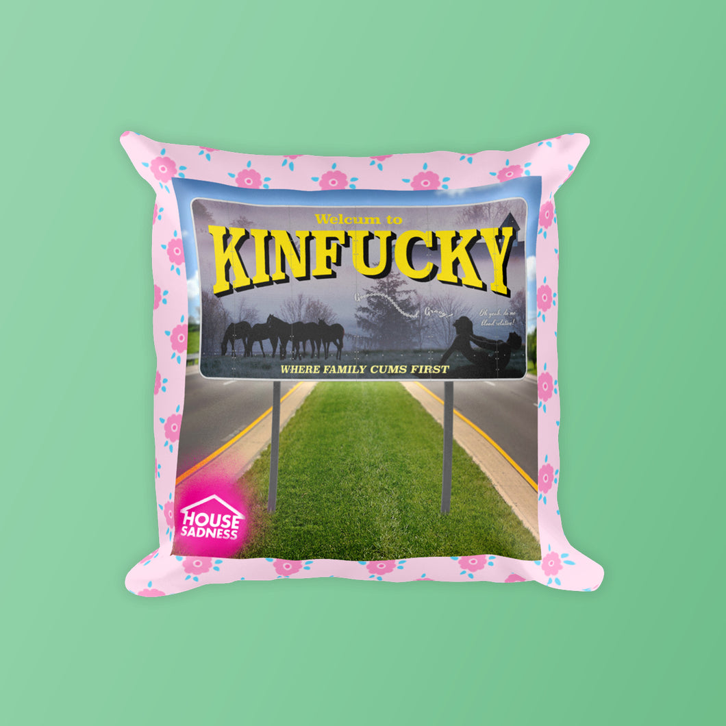 House Sadness - Episode Covers - Square Pillow