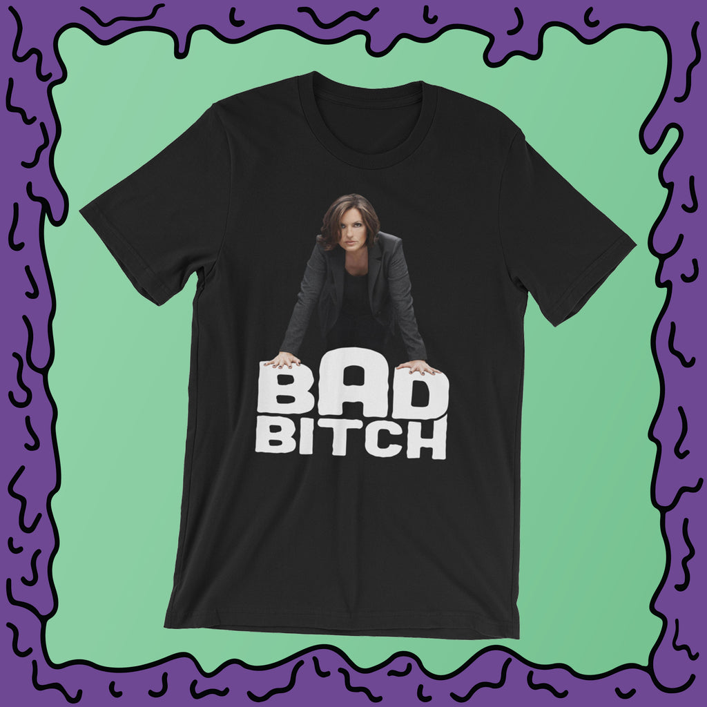 "Olivia ""Bad Bitch"" Benson - Shirt"