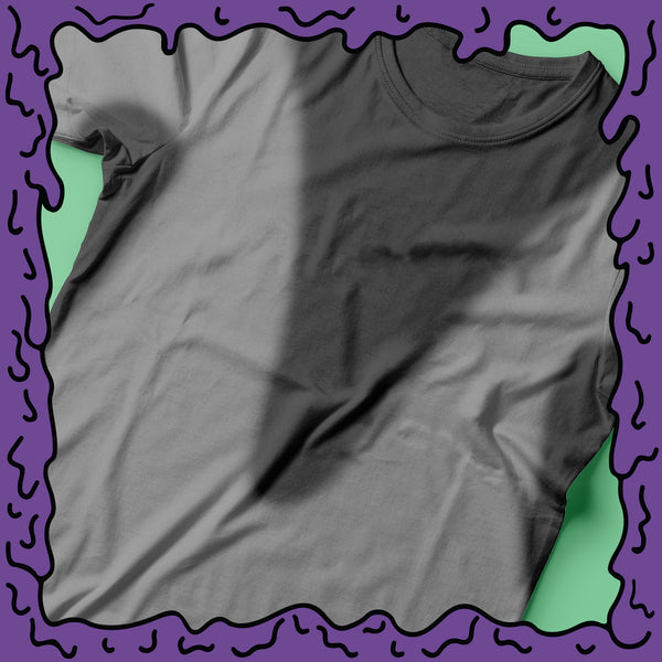 Moist clothing and junk for Sweat stains on colored shirts