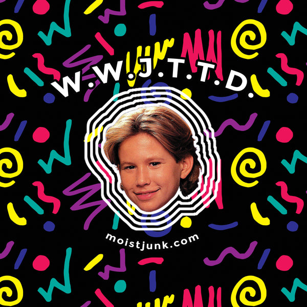 WWJTTD (What Would Jonathan Taylor Thomas Do) - Bracelet