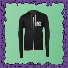 Load image into Gallery viewer, MOIST is the WOIST v2 - Unisex Zip Hoodie