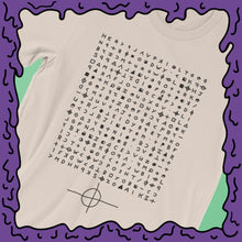 Load image into Gallery viewer, Zodiac Killer - 340 Cipher - Shirt