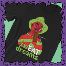 Load image into Gallery viewer, swEAT dreams - Freddy Kreuger - Shirt