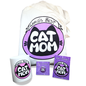 Cat Mom Pack - Merchandise - Monty Boy