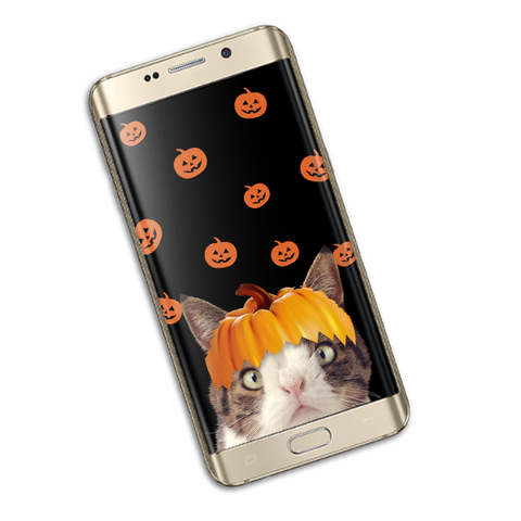 Halloween Smartphone Wallpapers - Wallpaper - Monty Boy
