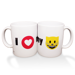 """I Love My Cat"" Mug - Home/Decor - Monty Boy"