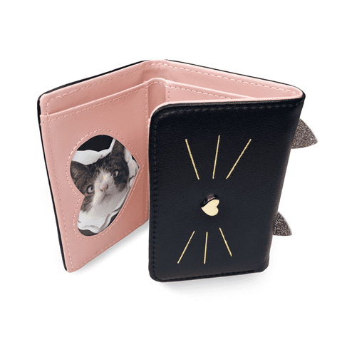 Loving Cat Wallet - Accessories - Monty Boy