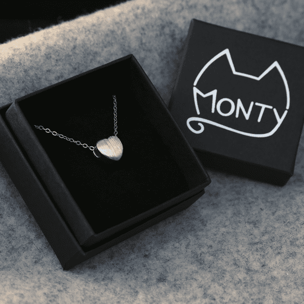 Little Life - Necklace (Rose Gold) - Jewelry - Monty Boy