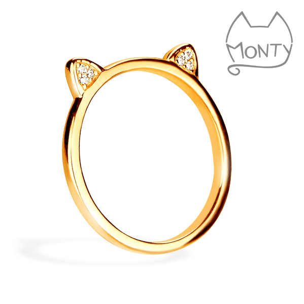 Meow - Ring (Gold)