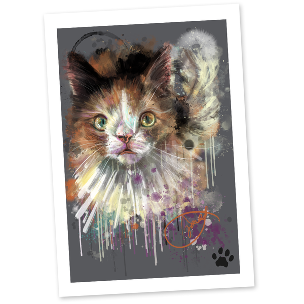 Molly - Limited Signed Poster - Merchandise - Monty Boy