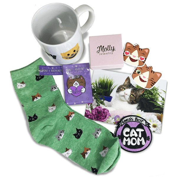 Happy Cat Pack - Accessories - Monty Boy