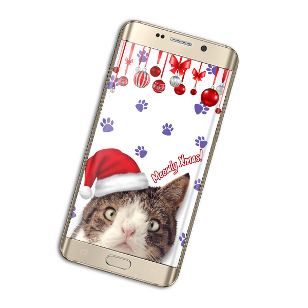 Christmas Smartphone Wallpapers - Wallpaper - Monty Boy
