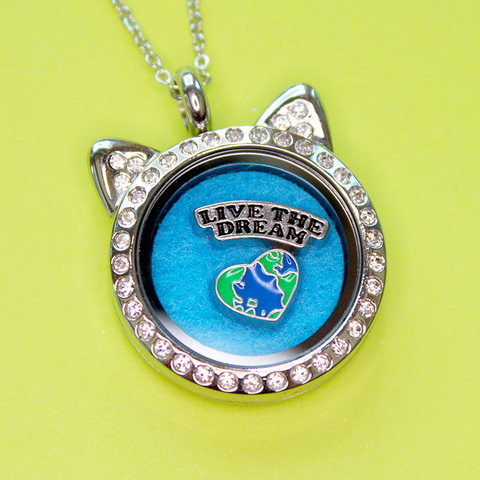 Blue Felt Fill - SPECIAL jewelry - Monty Boy