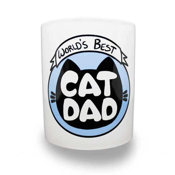World's Best Cat Mom Mug - Home Decor - Monty Boy