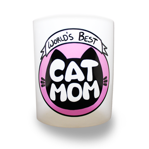 World's Best Cat Mom Mug - Home/Decor - Monty Boy