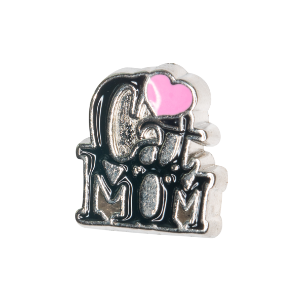 Cat Mom Charm - SPECIAL jewelry - Monty Boy