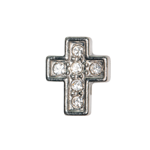 Crystal Cross Charm - SPECIAL jewelry - Monty Boy
