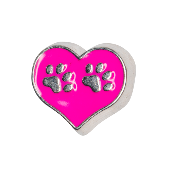 Paws & Heart Charm - SPECIAL jewelry - Monty Boy
