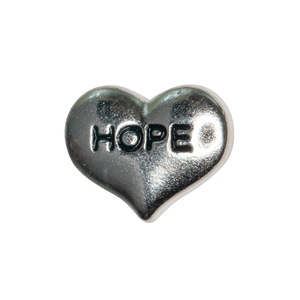 Heart of Hope  Charm - SPECIAL jewelry - Monty Boy