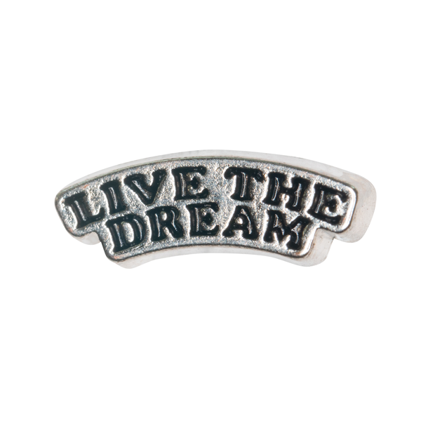 Live the Dream Charm - SPECIAL jewelry - Monty Boy