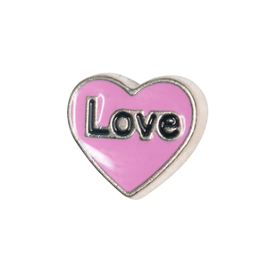 Love in Heart Charm - SPECIAL jewelry - Monty Boy