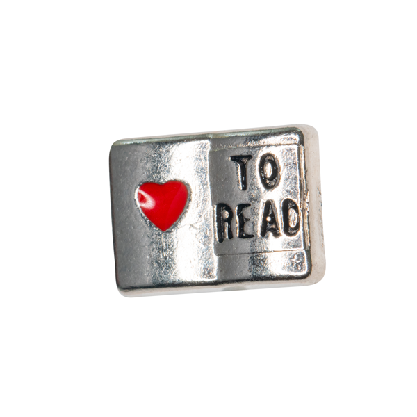 Love to Read Charm - SPECIAL jewelry - Monty Boy