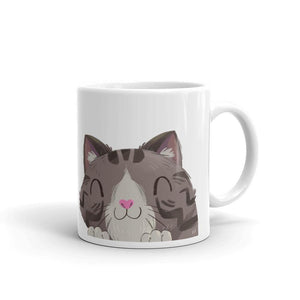 Happy as Fluff Mug - Home/Decor - Monty Boy