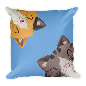Happy as Fluff Pillow - Home/Decor - Monty Boy