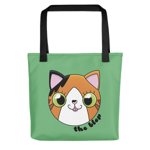 Molly Blep-Butt Tote bag -  - Monty Boy