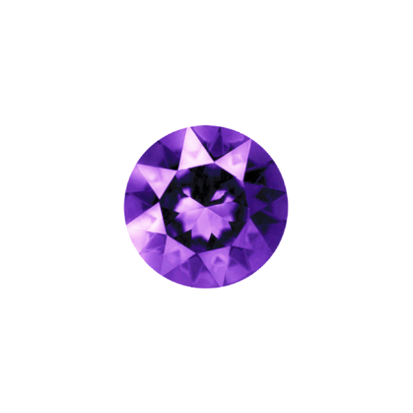 Purple Sparkling Crystal - SPECIAL jewelry - Monty Boy