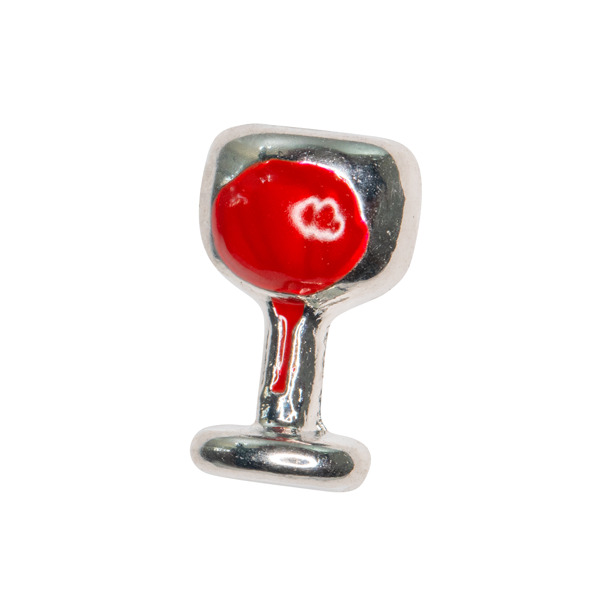 Red Wine Charm - SPECIAL jewelry - Monty Boy